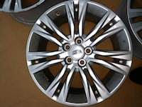 Wheels /Rims - factory from a 2016  Cadillac Port Saint Lucie, 34983