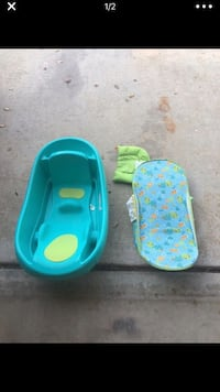 baby's two blue and green bather Coronado, 92118