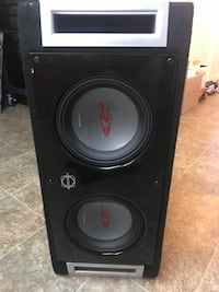 Subwoofer & Amp Richmond, V7B