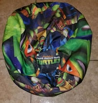 Ninja turtle bean bag Edinburg, 78541