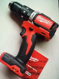 "MIlWAUKEE : New DRILL/ DRIVER M18 1/2"" (13mm) Brushless Never Used Before Only Tool Not Battery Los Angeles, 91324"