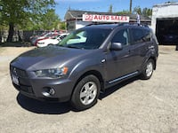 2010 Mitsubishi Outlander Automatic/4x4/Clean Carproof/4 Cylinder/Certified Scarborough, ON M1J 3H5, Canada
