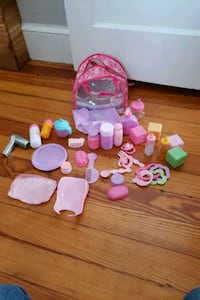 You and me doll care accessories  Lowell, 01851