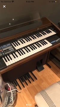 Viscount BX20 MIDI Organ Synthesizer