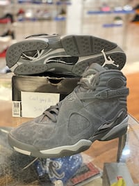Brand new Cool grey 8s size 11 Silver Spring, 20902