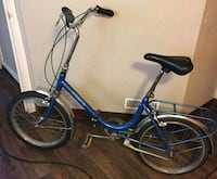 NORCO COMPACT FOLDING BIKE (MADE IN ITALY) Edmonton, T6C 0W5