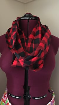 red and black plaid scarf Rockville, 20850