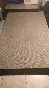 Brown and white area rug Pace, 32571
