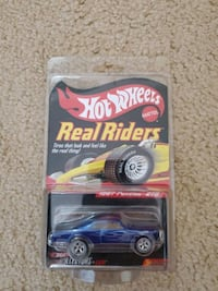Hot wheels real riders limited Pontiac GTO Waukesha, 53186