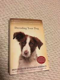 Decoding your dog hardcopy book Toronto, M9A