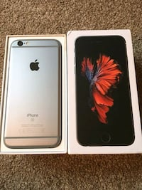 space gray iPhone 6s with box Vaughan