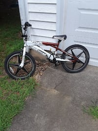 white and black full-suspension bike Hopatcong, 07843