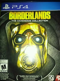 Borderlands Handsome collection PS4 Calgary, T3B 3K3