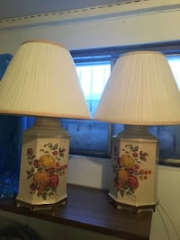 Set of 2 table lamps Gatineau, J8T 6B1