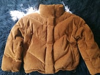 Brand new Cloud Puff Goose down corduroy jacket Vancouver, V5N