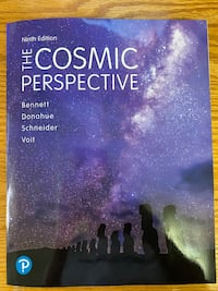 The Cosmic Perspective(Ninth sedition) new book without usage Toronto, M5S 2C9