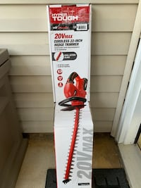 Used / Hyper Tough cordless(org price $54) battery not included Charlotte, 28213