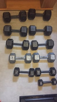 DumbBells Antioch, 60002