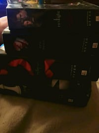 Twilight saga book set Auburndale, 33823
