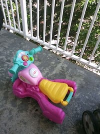 pink and purple ride on toy Austin, 78729