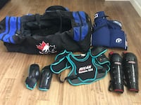 Hockey bag and gear Coquitlam, V3J 2X9