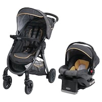 Graco® FastAction Fold 2.0 Travel System Alexandria, 22304