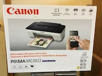 Canon wireless all-in-one printer...Brand New  Blandon, 19510