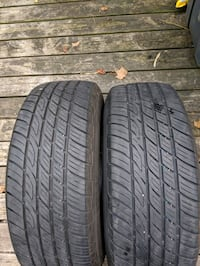 2Tires,Brand name Toyo. made in Japan