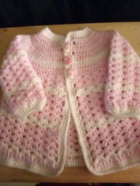 Soft Baby Sweater made by hand St. Petersburg