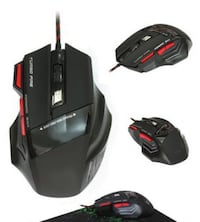 Tigoes MM28 Mouse Gaming Fare