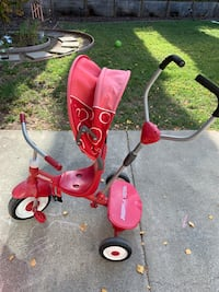 Radio flyer 4 in 1 tricycle Milpitas, 95035