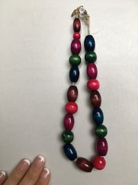 Wood beads ~ Necklace Langley, V2Y 0J4