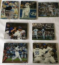 Los Angeles Dodgers Framed 8x10 Photos Ethier Kemp Manny Ramirez Russell Martin MLB Baseball Downey, 90240