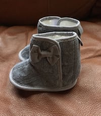 Baby boots size 3c Cranston, 02920