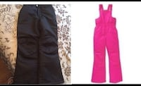 2 snow pants size 12 price for both Westmount, H3Z