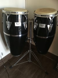 black and gray drum set Homestead, 33032