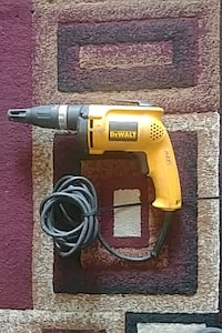 Dewalt Drywall Screw nailer Edmonton, T6E 1Y5