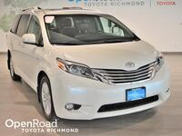 2017 Toyota Sienna XLE |LIMITED PACKAGE!|