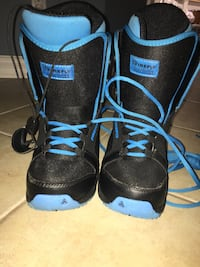 Snowboard boots firefly Delta, V4E 1Y5