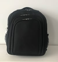 EXCELLENT Condition Black Laptop Backpack, Minimalistic design  Montreal, H3A 0G4