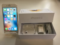 iPhone 6S - Factory Unlocked - Comes w/ Box + Accessories & 1 Month Warranty Springfield, 22150