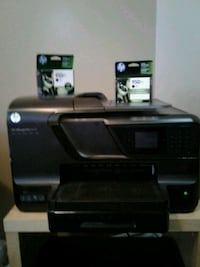HP Office PRO 8600 with 2 new ink cartridges   St. Albert, T8N 0J4