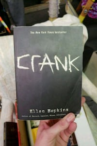 Crank. Teen novel Courtice, L1E 2N4