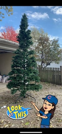 12 ft Christmas tree  Waukegan, 60085
