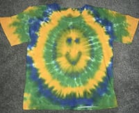 Smiley Tye-Dye Shirt (Size 5T) Oil City, 16301