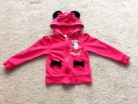 Brand new Disney toddler hoodie 4t  Alexandria, 22304