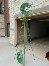 Old project windmill Norman, 73026