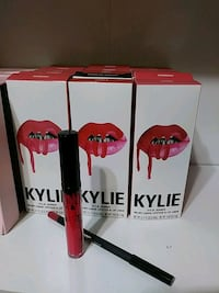 three Kylie matte liquid lipstick boxes Laredo, 78046