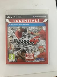 Ps3 virtual tennis 4 Babaeski, 39200