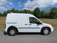 2013 Ford Transit Connect XLT with Rear Door Glass Clarksville